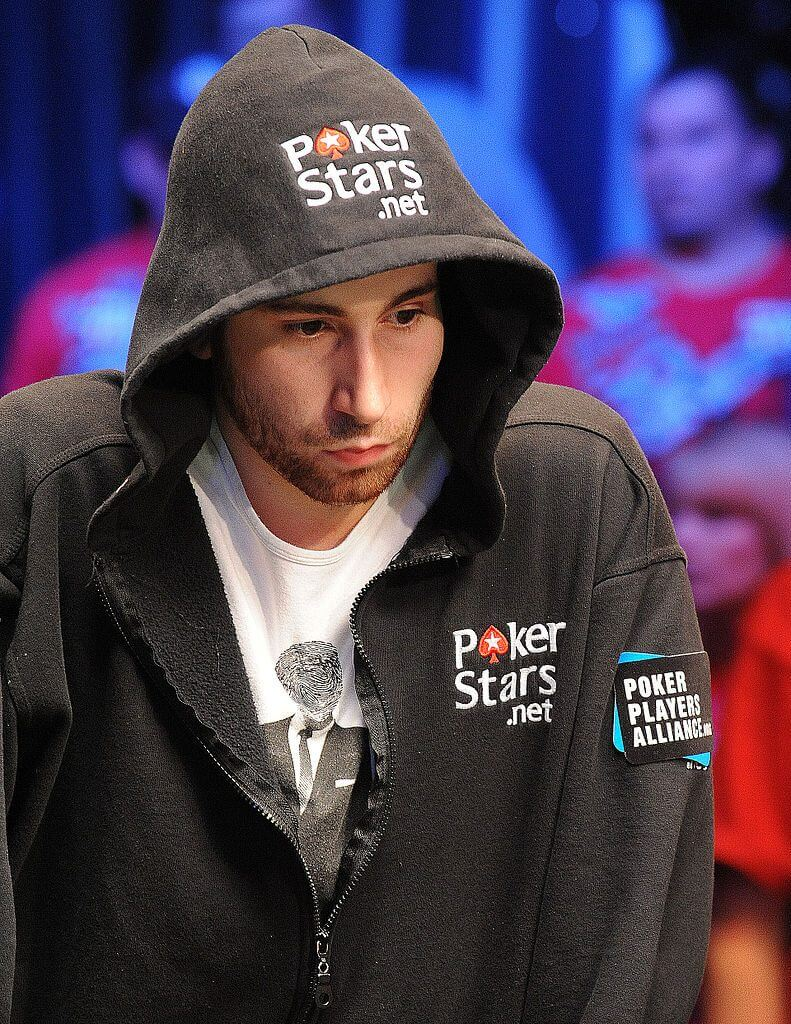 Jonathan Duhamel poker photo
