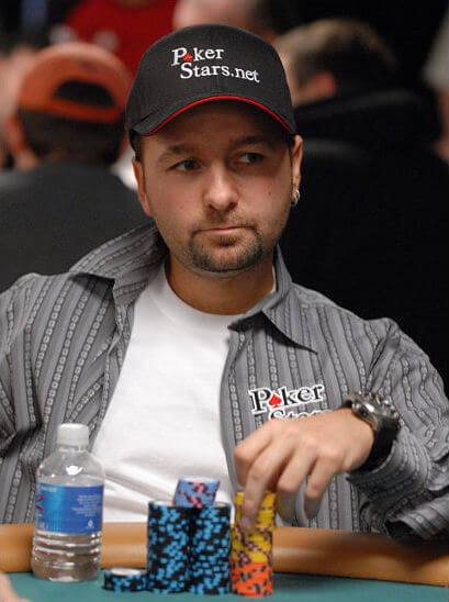 Daniel Negreanu poker photo