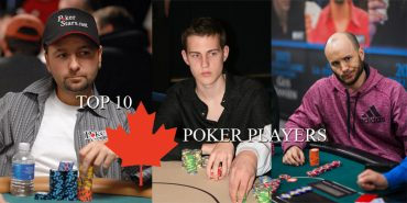 The Top 10 Canadian Poker Pros