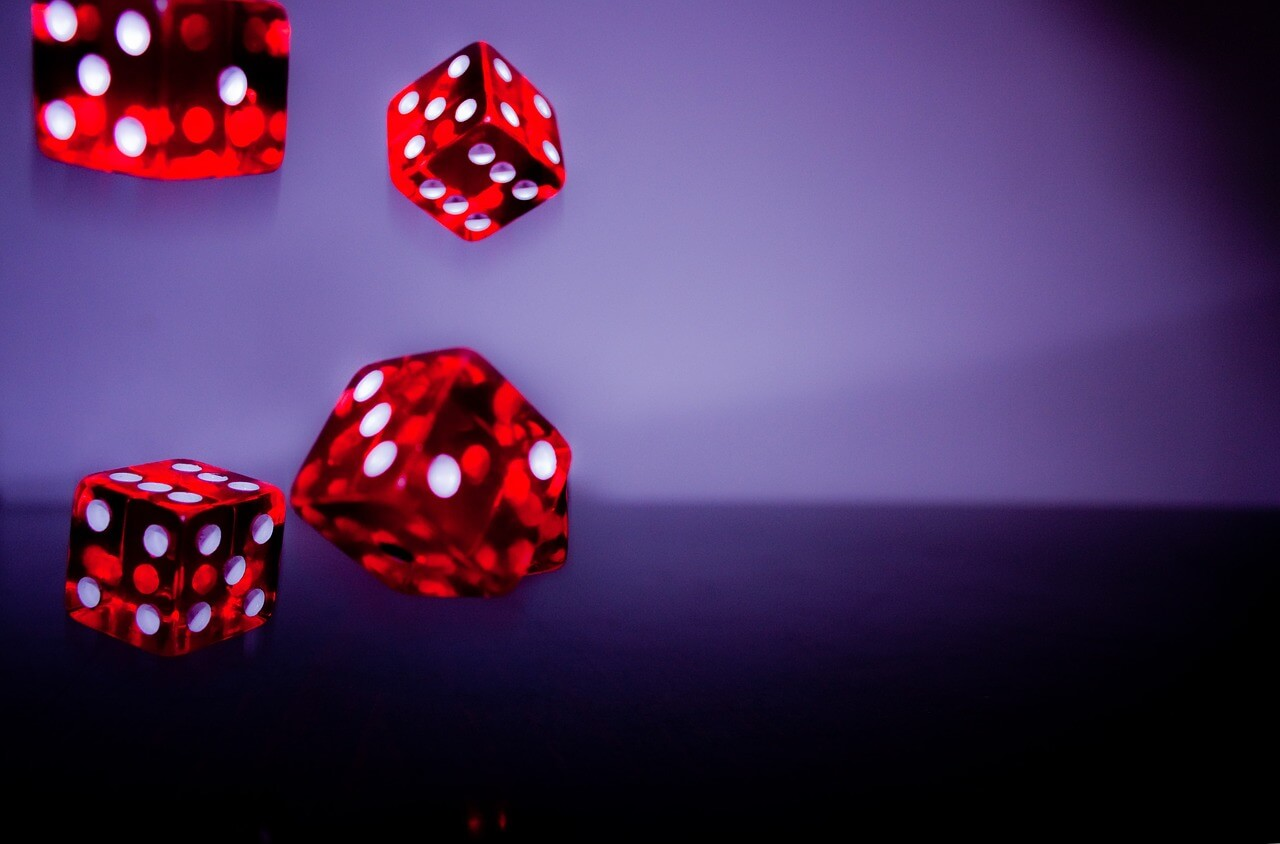 red dice gambling superstitions