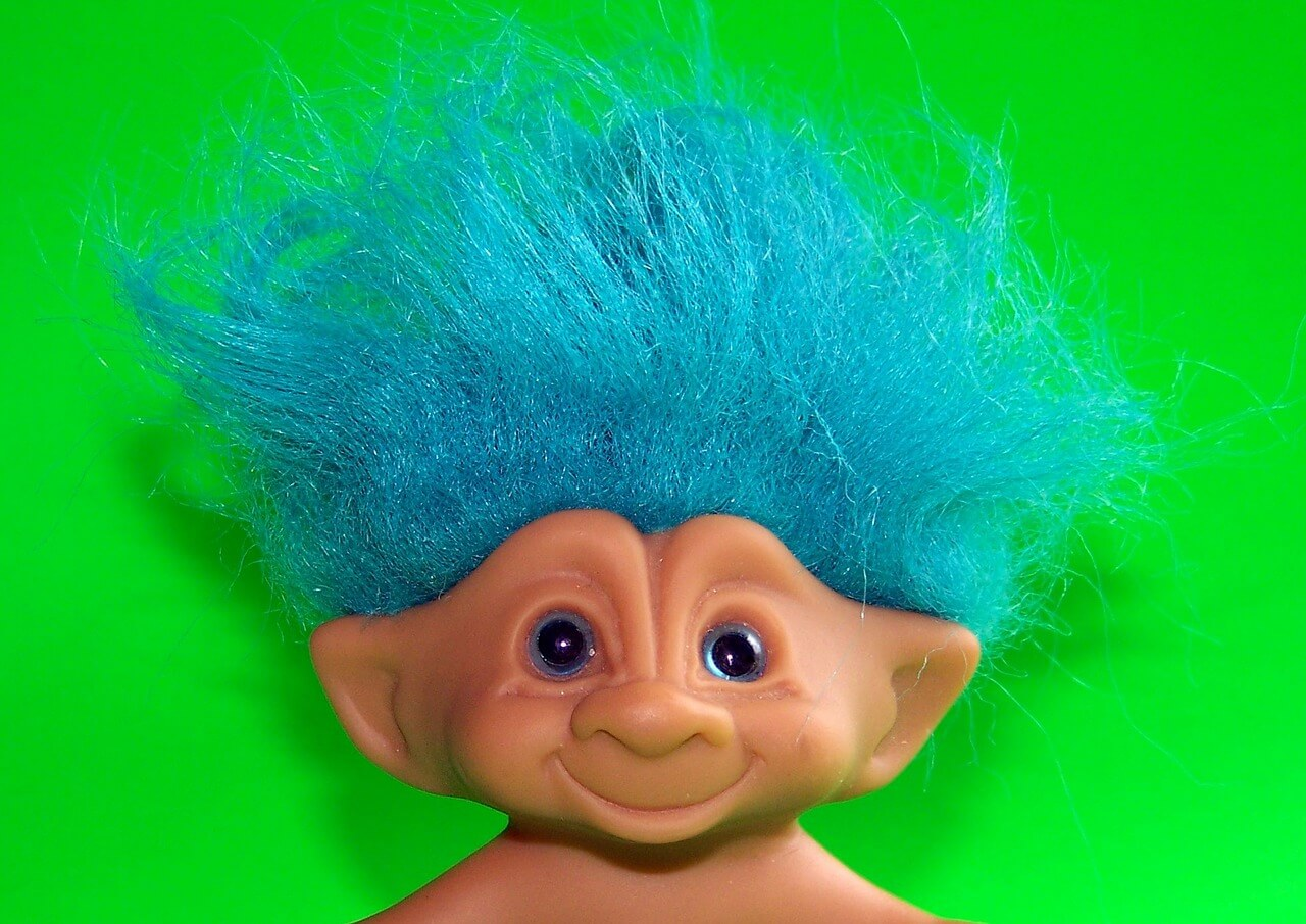 troll doll gambling superstitions