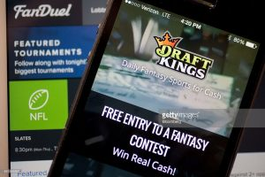mobile version of draftkings
