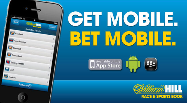 William Hill for mobile