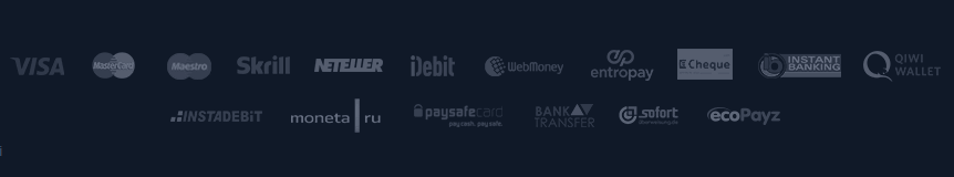 payment methods Pinnacle Casino
