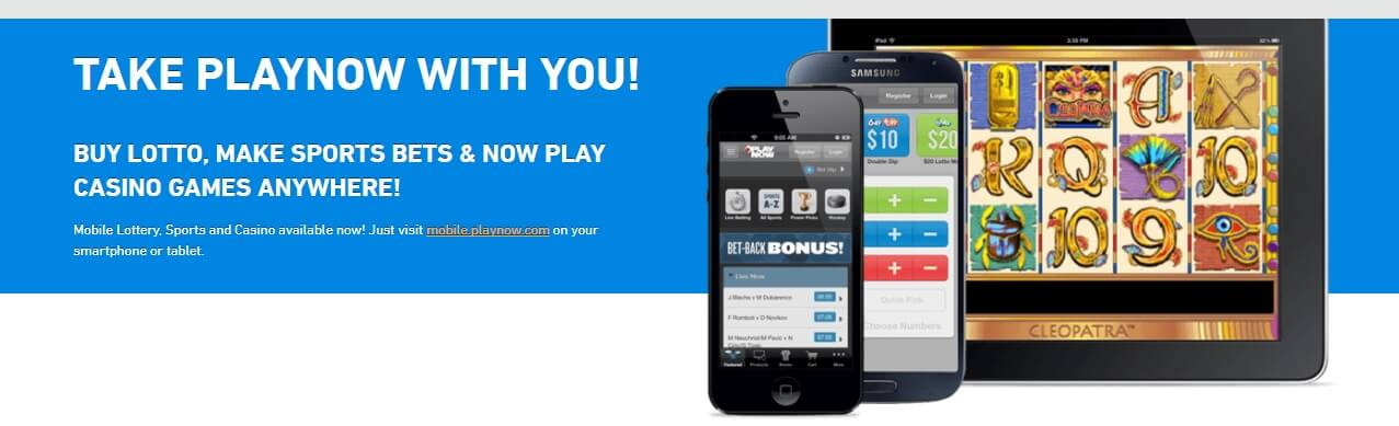 playnow mobile app