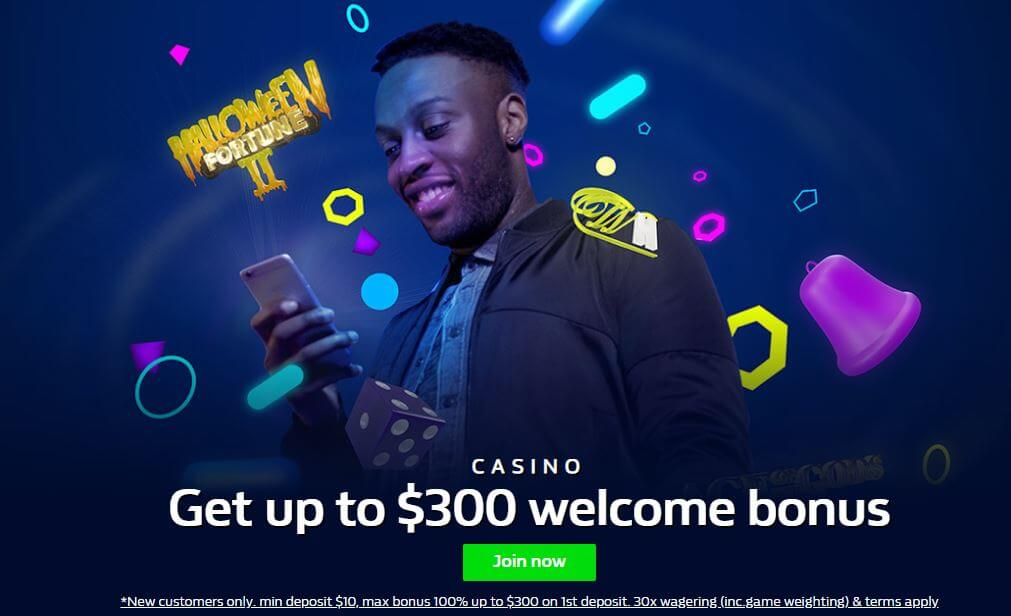 WELCOME OFFER AT WILLIAM HILL