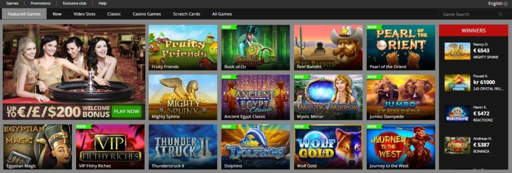 LuckyBets Casino Promotions