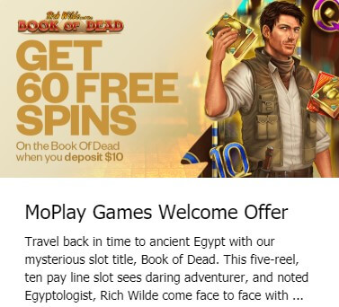 MoPlay Free Spins