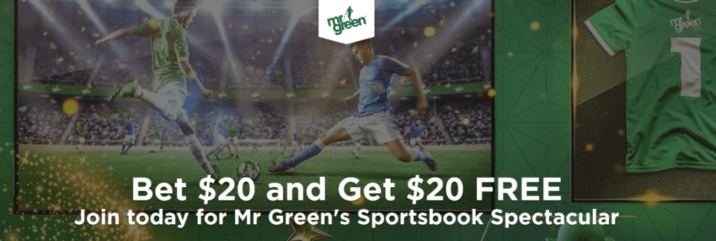 Mr Green Sport Bonus