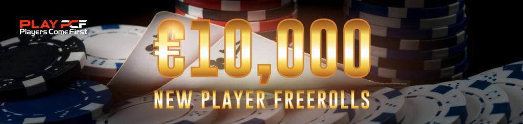 PlayPCF Freerolls