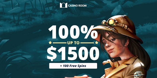 How to claim the Casino Room Bonus