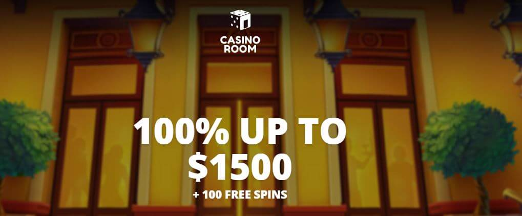 Casino Room Review Welcome Offer