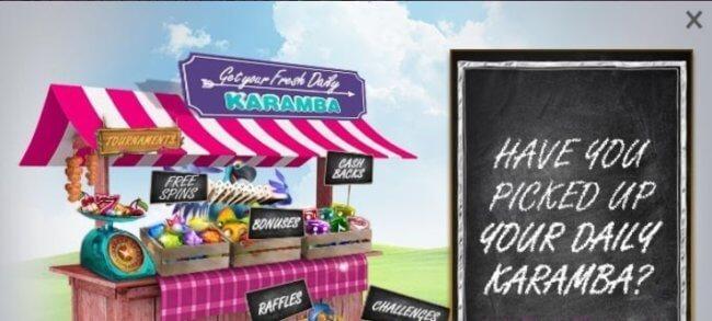 Karamba Bonus Code: Get 200% up to $500 + 100 spins