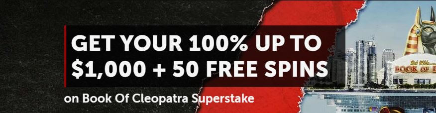 How to claim the Betsafe Casino Welcome Bonus