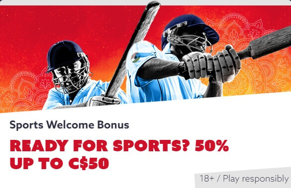 Funbet Sports Welcome Bonus