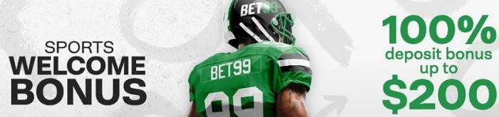 Bet99 Bonus Details