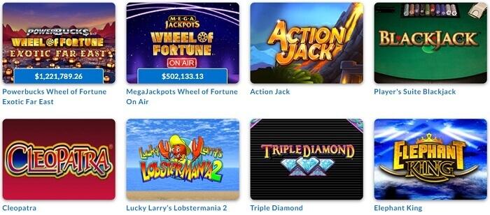 OLG Casino Games