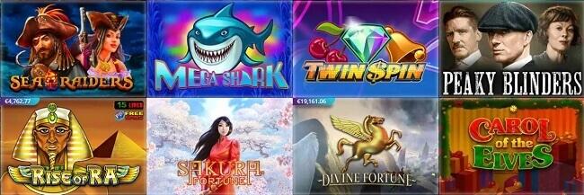 SlotV Casino Games