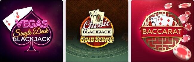 JackpotCity Casino Games