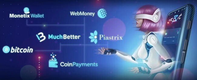 MrBit Payment Options