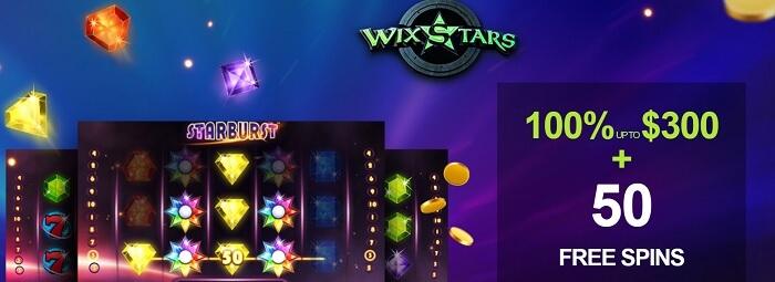 Wixstars Bonus