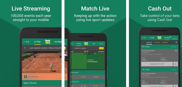 How to get and use the bet365 app