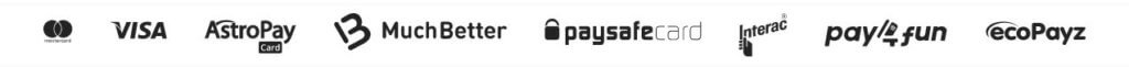 What are the available SportNation Payment Options
