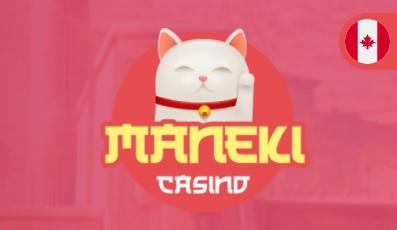 Maneki Casino Review 2021: Our Review of Bonuses & Games
