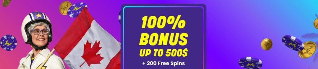 Wildz Casino bonus code
