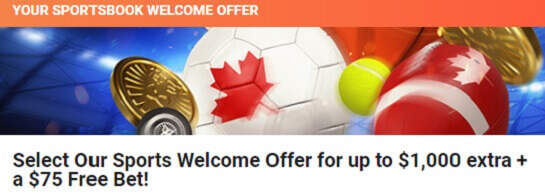 LeoVegas Sports Welcome Offer