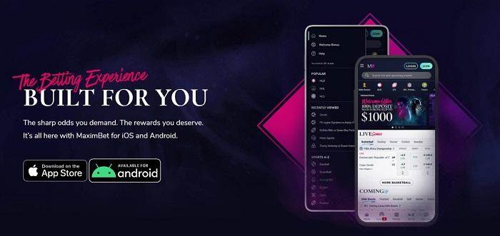 MaximBet Mobile